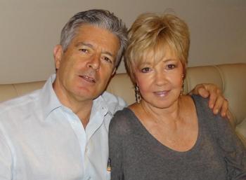 Susan and Roberto