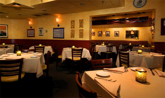 The Welcoming Interior Of Restaurant Reflects Classic Old World Warmth Traditional Italian Trattoria